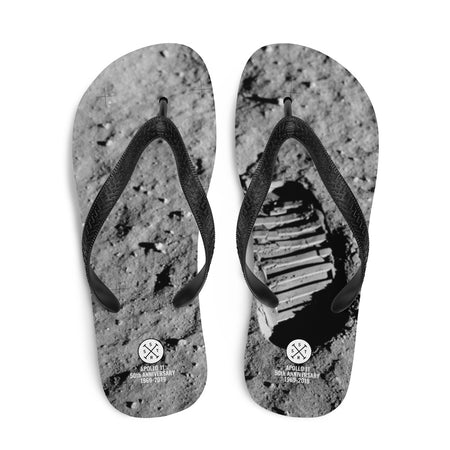 Apollo 11 First Man Flip-Flops