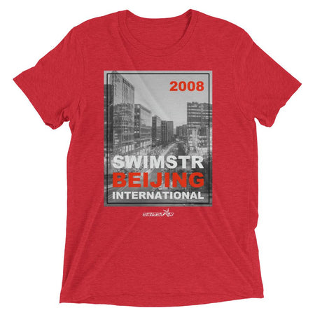 Beijing 2008 T-Shirt - SWIMSTR™
