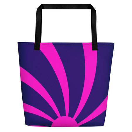 Abstract No. 8 Beach Bag - SWIMSTR™