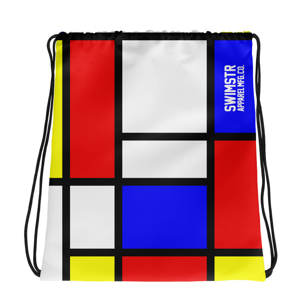 Mondrian Gym Bag