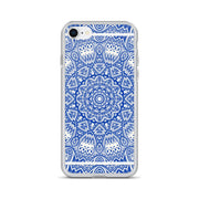 Blue Mandala iPhone Case - SWIMSTR™