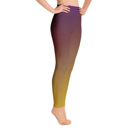 Course No. 7 Yoga Leggings - SWIMSTR™
