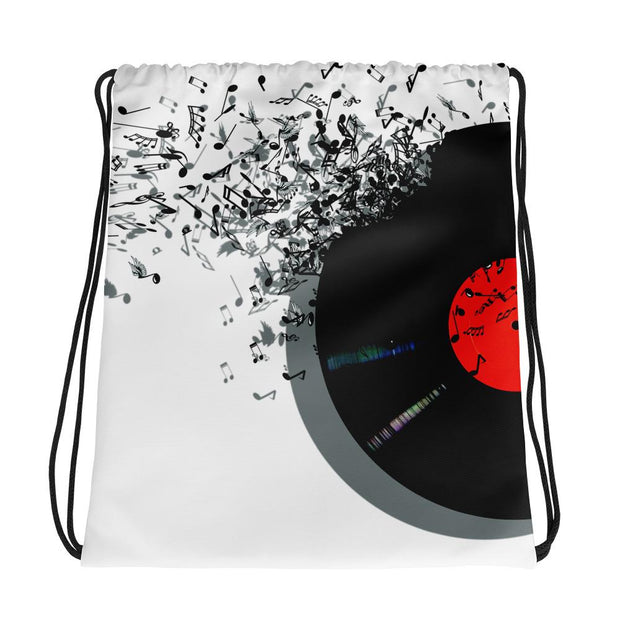 Vinyl Record Gym Bag