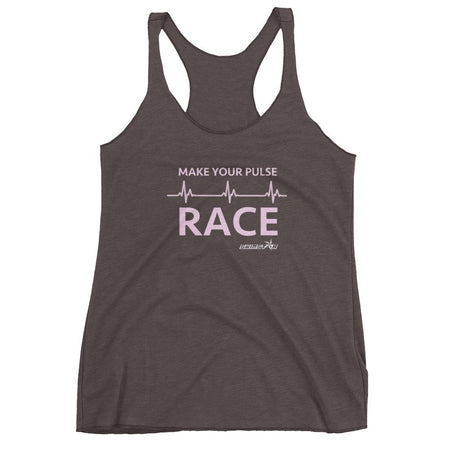 Make Your Pulse Race Racerback