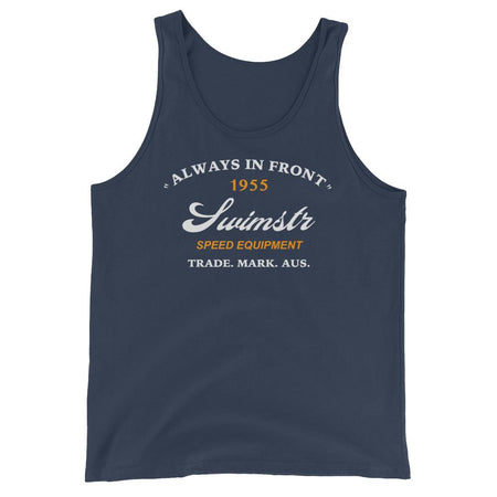 Always In Front Unisex Tank Top - SWIMSTR™