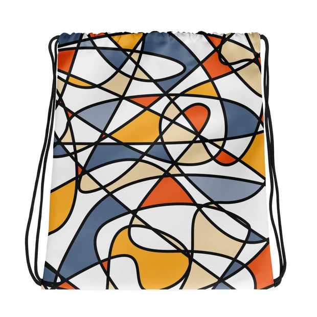 Abstraction Gym Bag - SWIMSTR™