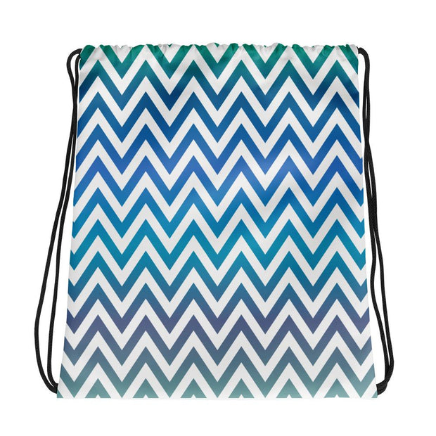 Zig Zag No. 6 Gym Bag