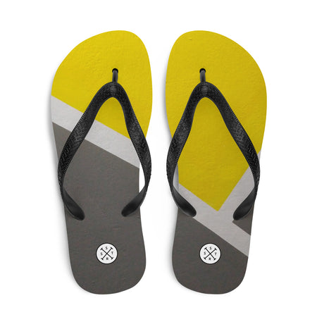 Court Flip-Flops for summer fashion. Thongs for sports lover.