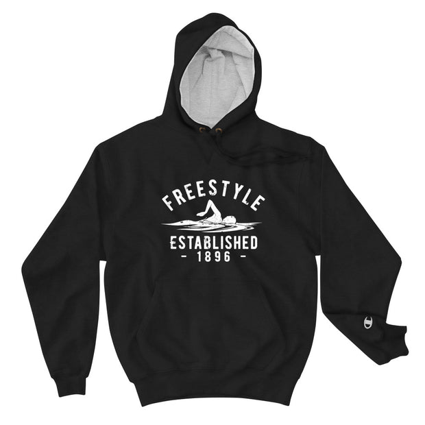 Freestyle Established 1896 Champion Hoodie