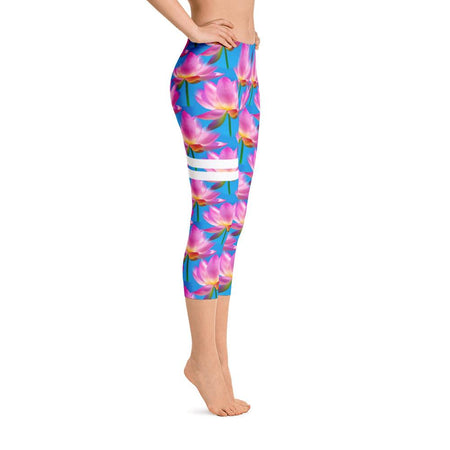 Lotus Capri Leggings