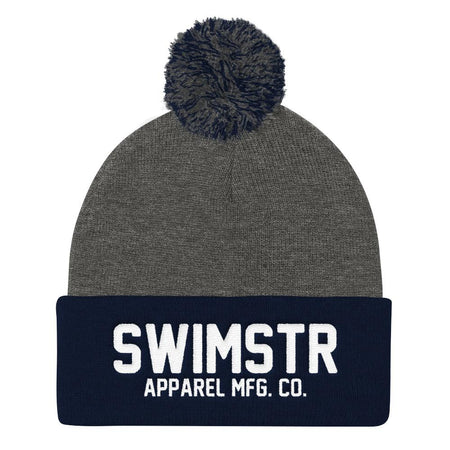 SWIMSTR™ Pom Pom Knit Cap - SWIMSTR™