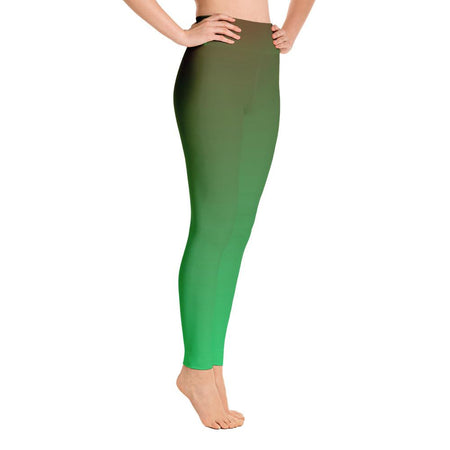 Course No. 8 Yoga Leggings - SWIMSTR™