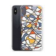 Abstraction iPhone Case - SWIMSTR™