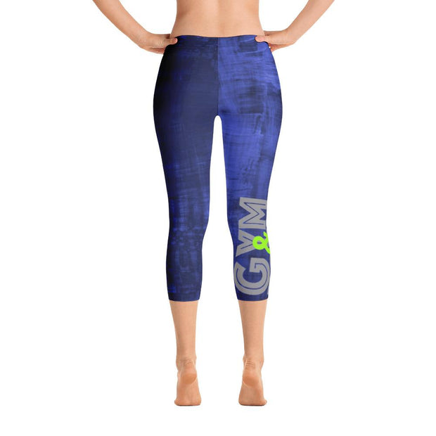 Gym & Tonic Capri Leggings
