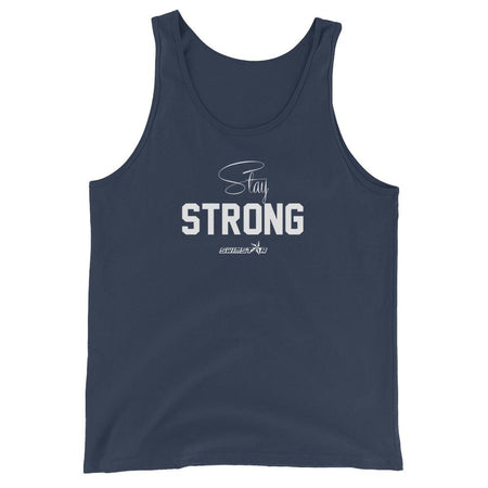 Stay Strong Unisex Tank Top - SWIMSTR™