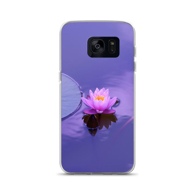 Lotus Pond Samsung Case