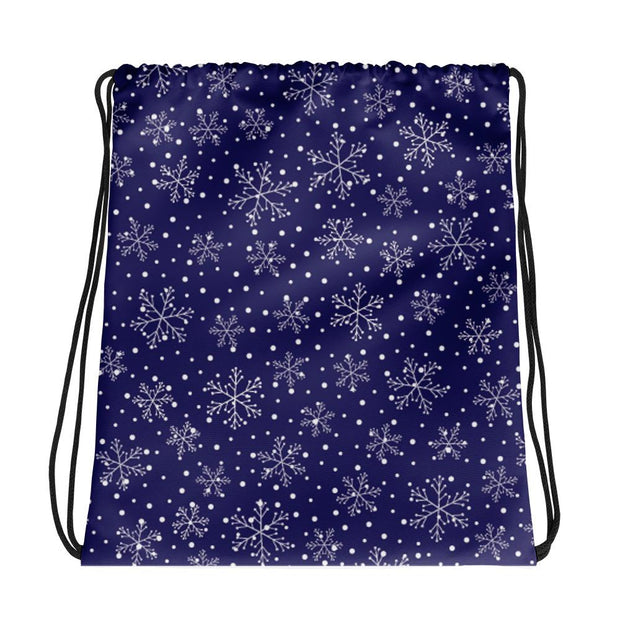 Snowflake Gym Bag