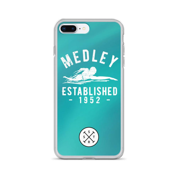 Medley Established 1952 Ocean iPhone Case