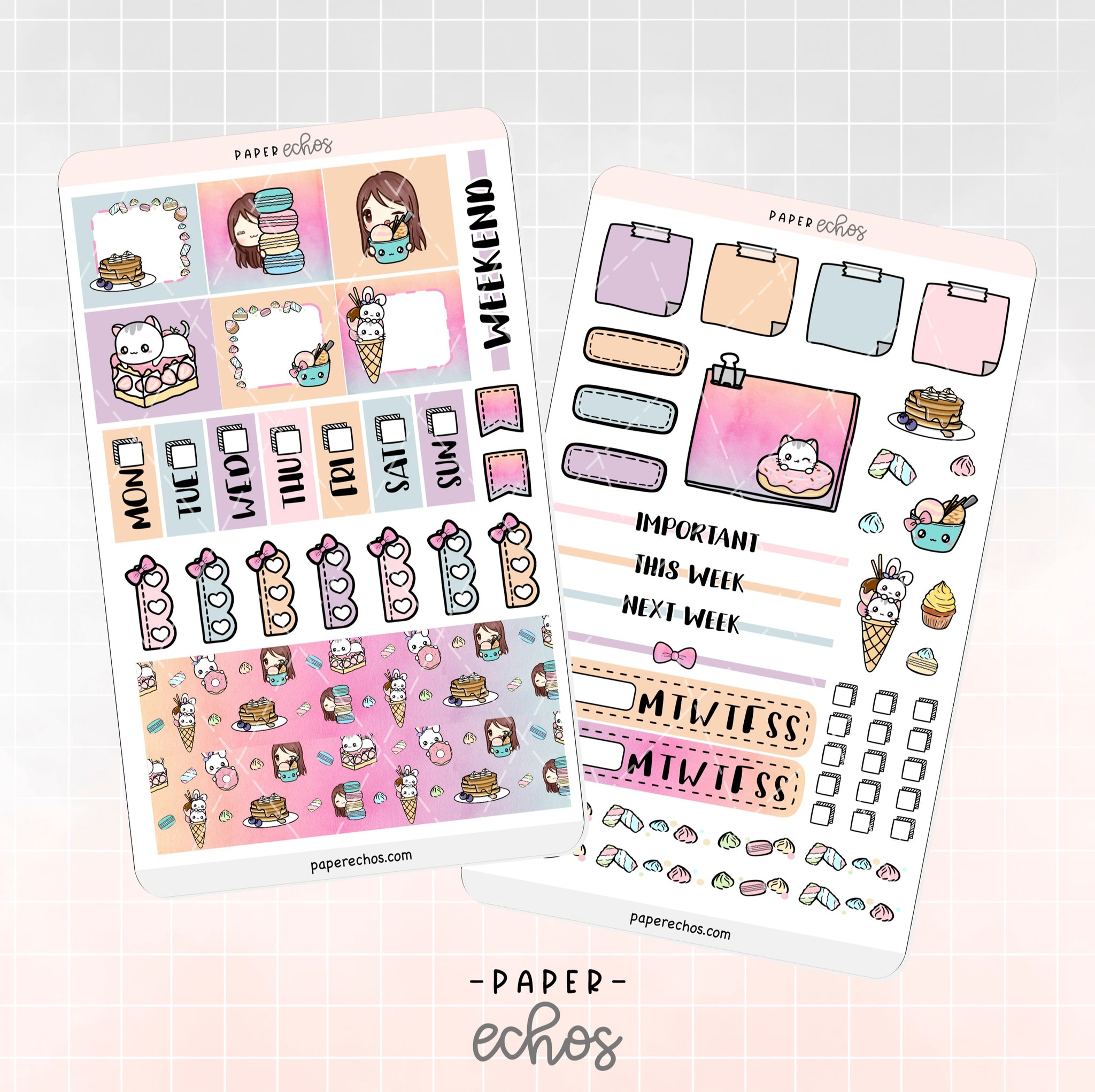 Sweet Life Hobonichi Weeks Full Kit (HBSL)