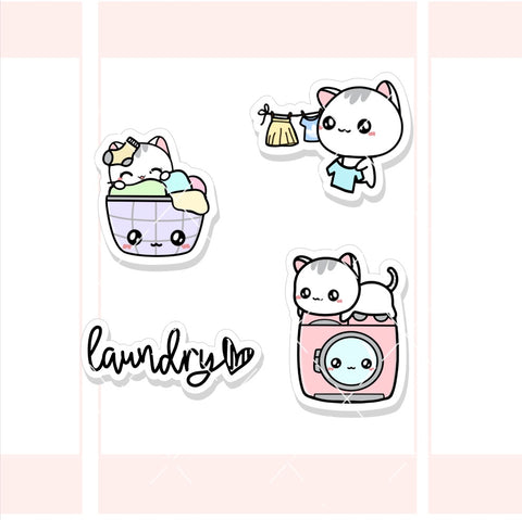 Laundry Sushi the Cat (SS027)