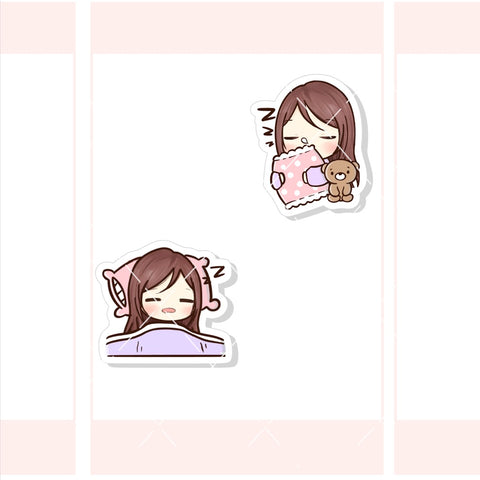Sleep in / Sleep early / Lazy Day Sunny (SY005)