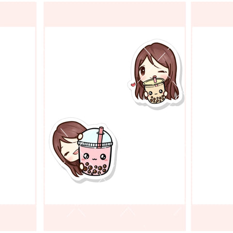 Boba Tea / Bubble Tea Sunny the Girl (SY006)