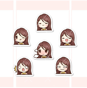 Emotions / Emoji Vol.2 Sunny the Girl (SY033)
