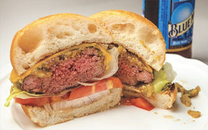 The Great 4th of July Steakhouse Steak-burger | BBQthingz Recipes & Blogs