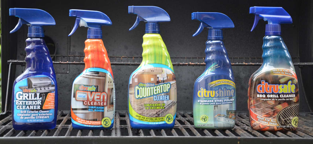 BBQthingz | Grill Cleaners & Sprays