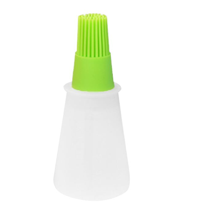Nifty Dispensing Silicone Basting Bottle Brush Accessory