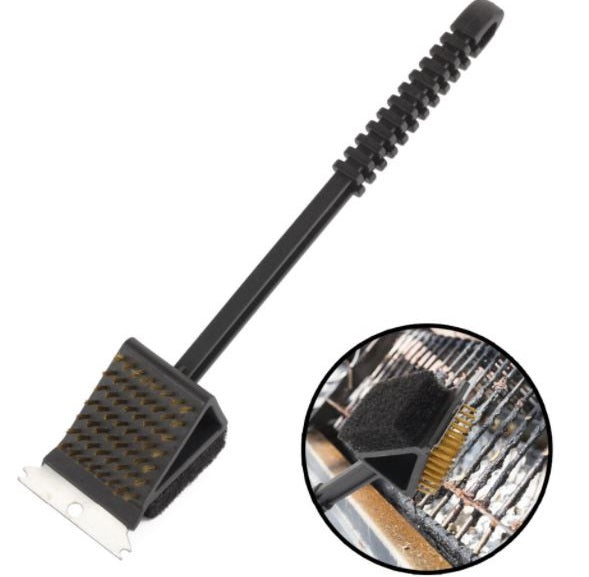 "BBQthingz™ | 14"" BBQ Brush 
