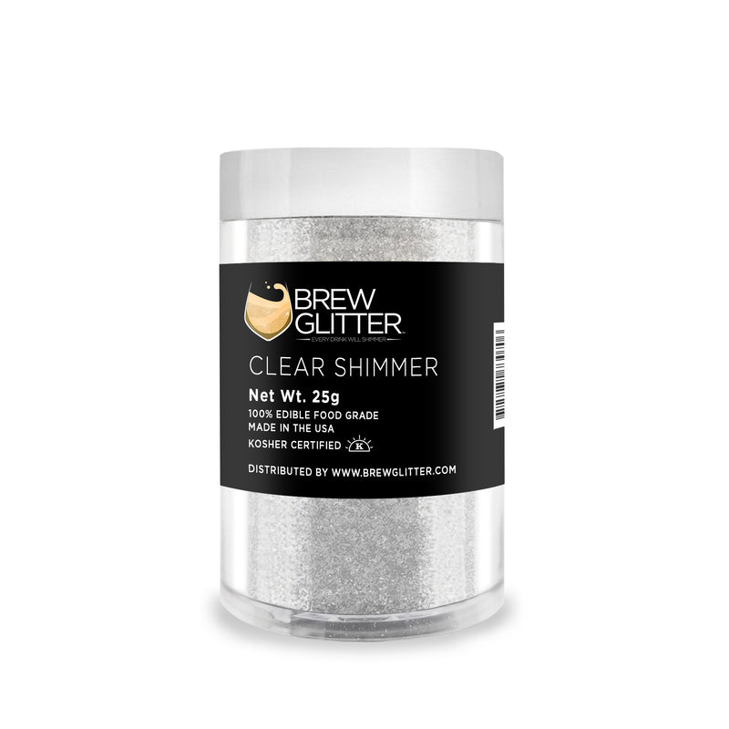 Light Pink Brew Glitter | Food Grade Beverage Glitter
