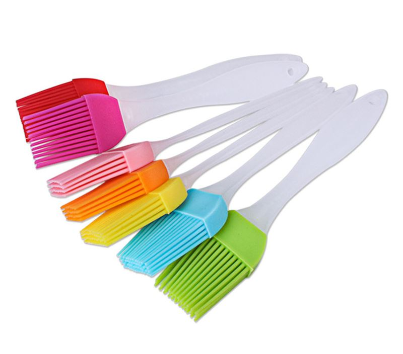 Easy Clean Silicone Basting Brush Accessory