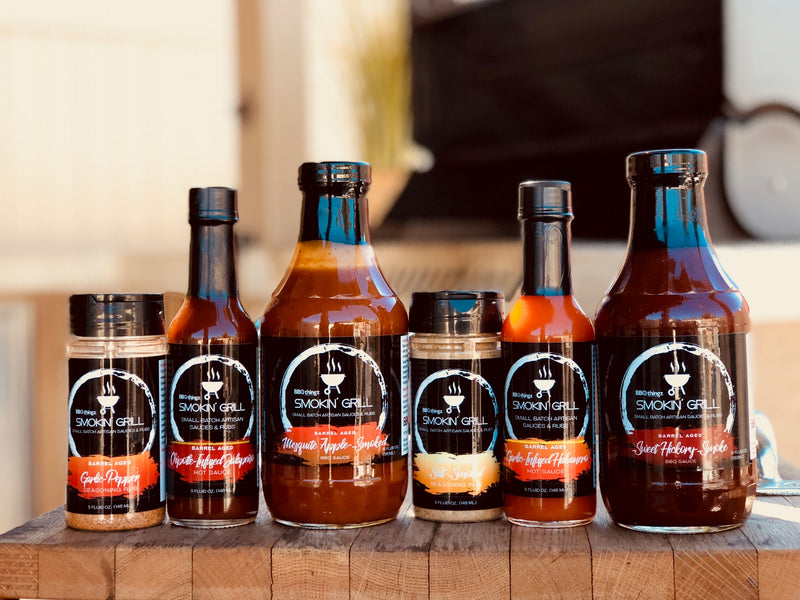 Chipotle-Infused Jalapeño Hot Sauce | BBQthingz.com - Artisan Sauces