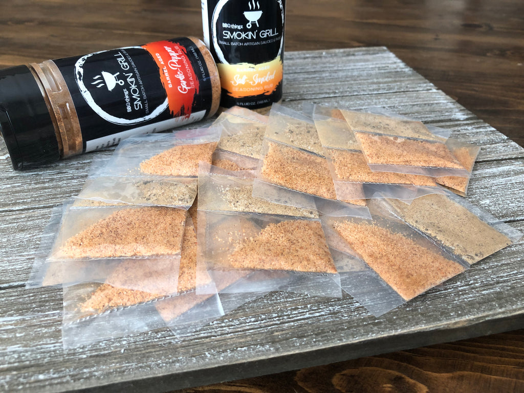 Sample Variety Pack | Award Winning Dry Rubs