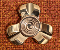 Polished Copper Tri-Ambler