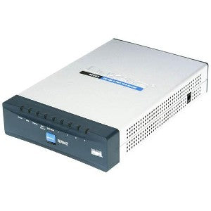Cisco RV042 4-port Fast Ethernet VPN Router-Dual WAN - Cadence Exchange