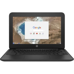 "HP Chromebook 11 G5 EE 11.6"" LCD Chromebook - Intel Celeron N3060 Dual-core (2 Core) 1.60 GHz - 4 GB LPDDR3 - 16 GB Flash Memory - Chrome OS (English) - 1366 x 768 - Intel HD Graphics 400 LPDDR3 - English - Cadence Exchange"