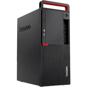 Lenovo ThinkCentre M910t 10MM000DUS Desktop Computer - Intel Core i7 (7th Gen) i7-7700 3.60 GHz - 8 GB DDR4 SDRAM - 256 GB - Cadence Exchange