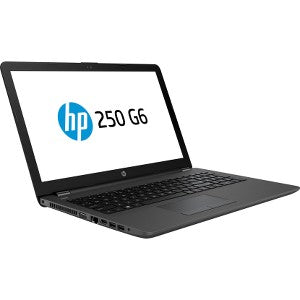 "HP 250 G6 15.6"" LCD Notebook - Intel Core i5 (7th Gen) i5-7200U Dual-core (2 Core) 2.50 GHz - 4 GB DDR4 SDRAM - 500 GB HDD - Windows 10 Pro (English) - 1366 x 768 - Dark Ash Silver - Combo Drive - Cadence Exchange"