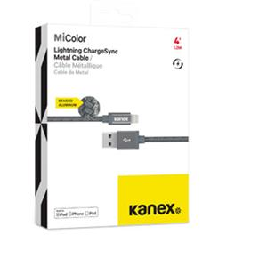 Kanex Lightning/USB Sync/Charge Data Transfer Cable - Cadence Exchange