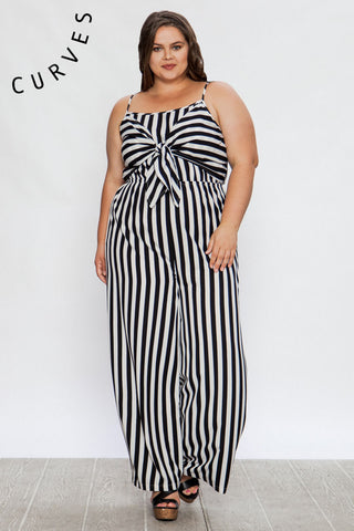 f12be653ceee Plus Size Off The Shoulder Jumpsuit – My KocoNuss