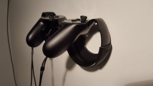 Wall mounts for Oculus Touch Controllers (CV1)