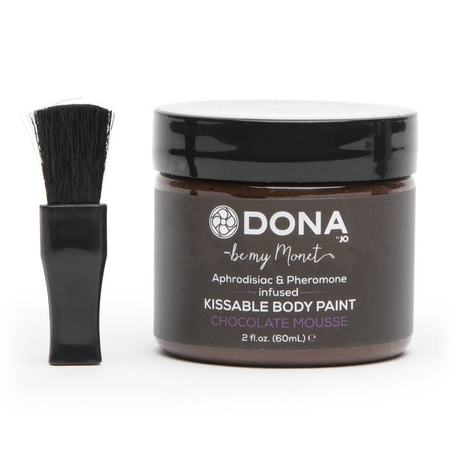 DONA Body Paint - Choc 2oz/59ml