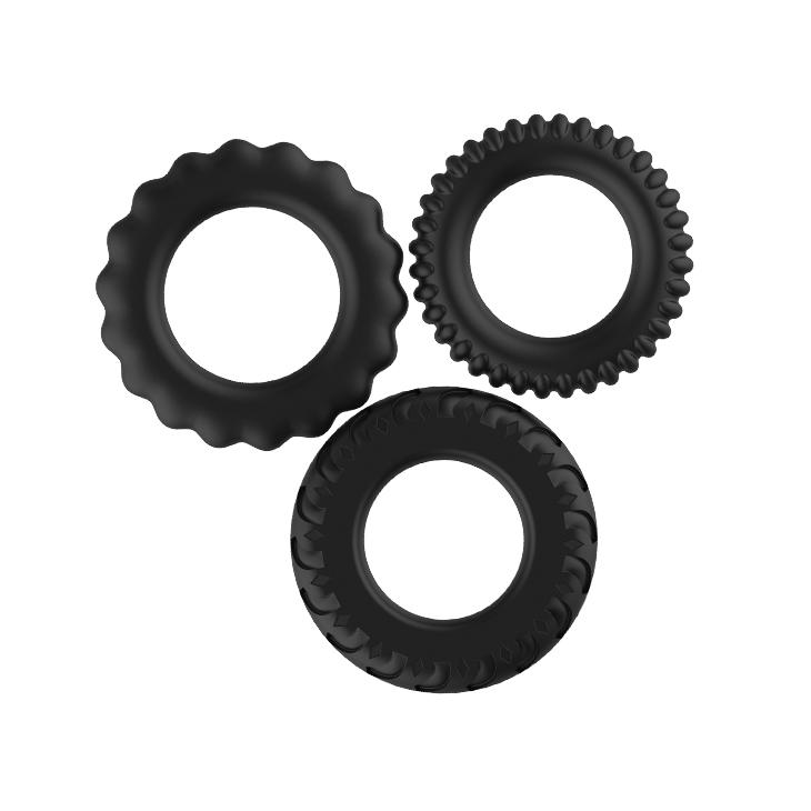 Titan Cock Ring Kit