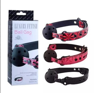Luxury Fetish Ball Gag
