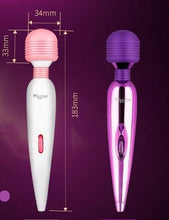 Rechargeable mini Wand Vibrator -3