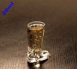 Gumboots Shot Glass