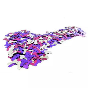 Novelty Mini Willy Party Table Confetti 30g