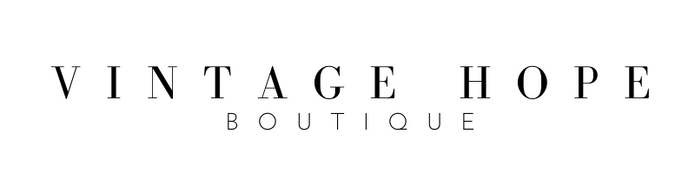 Vintage Hope Boutique
